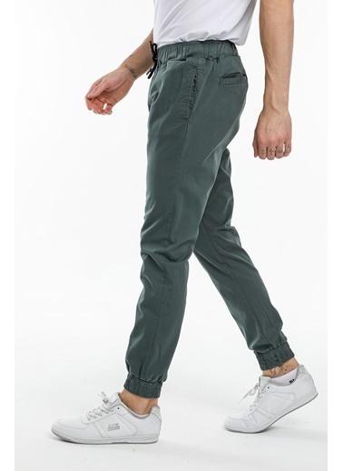 Slazenger Slazenger RUSSEL Kanvas Erkek Pantolon  Haki